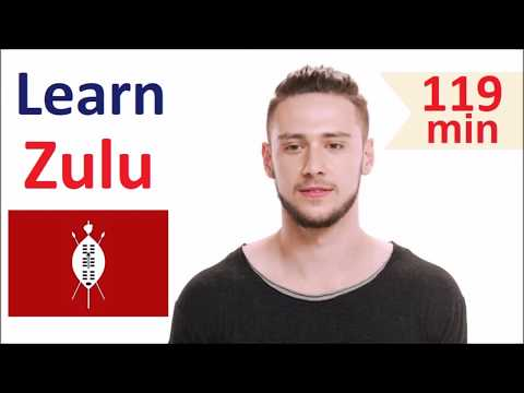 Learn Zulu - Common Words & Expressions