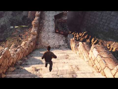 Uncharted: The Nathan Drake Collection™: Syria  completed. Arrival at Yemen.