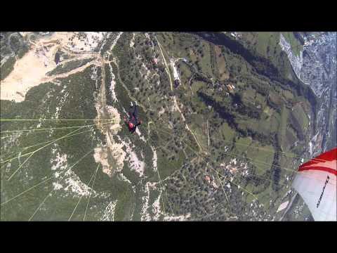 Albanian Paragliding Dajti mount