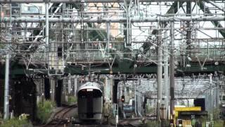 JR品川駅から八ツ山橋を見たら(3)