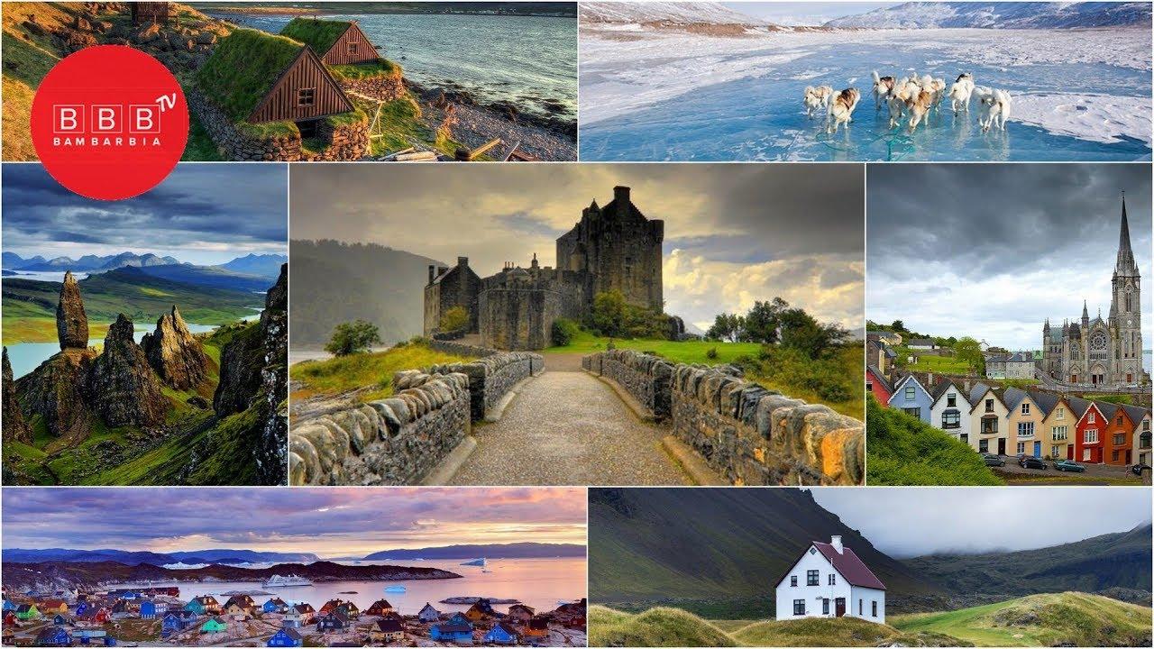 ИНТЕРЕСНЫЕ ПУТЕШЕСТВИЯ: Гренландия, Шотландия, Ирландия, Исландия