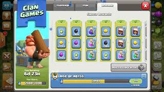 How to collect rewards and use magical spell (Clash of clans)