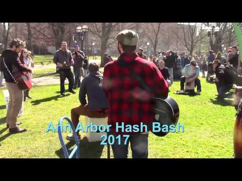 2017 Hash Bash in  Ann Arbor Michigan