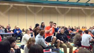 STICK TO THE STATUS QUO FLASH MOB - ADENA HIGH SCHOOL