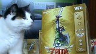 Unboxing Zelda Skyward Sword Edition Collector