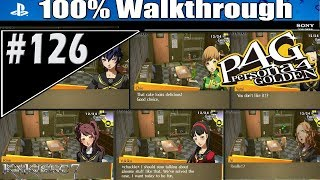 "Persona 4 Golden-100% P.126 -""Christmas Eve Dates""-*All Girls & Yosuke...* Fully Voiced"