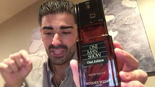 One Man Show Oud Edition by Jacques Bogart Fragrance Review