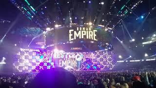 WM 34 Roman Reigns Entrance (78,000 Boos)