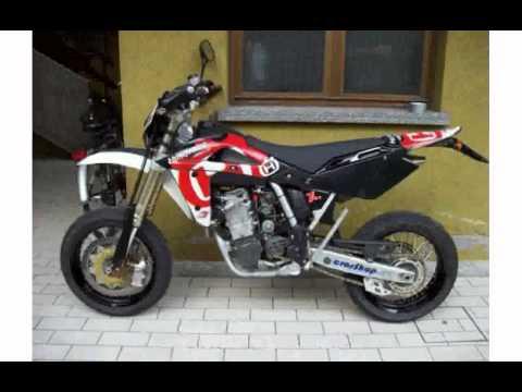 2008 Husqvarna SM 450R Details & Features