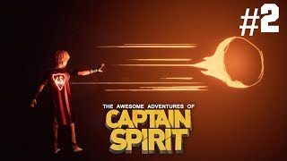 Vain mielikuvitus on rajana! - The Awesome Adventures Of Captain Spirit