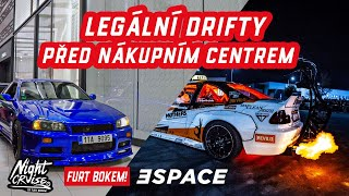 Espace Night Cruise & Furt Bokem | Avion Shopping Park #legalnidrifty