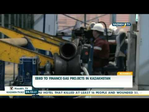 EBRD to finance gas projects in Kazakhstan - Kazakh TV