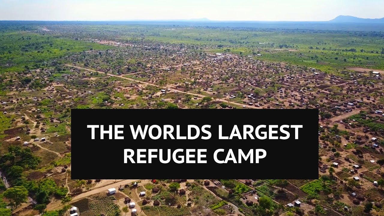 Bidi Bidi one year on: Inside the world's largest refugee ...