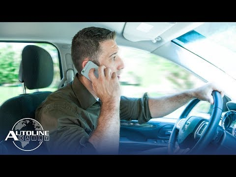 ADAS Leading to Distracted Driving, Hispano-Suiza Carmen - Autoline Daily 2644