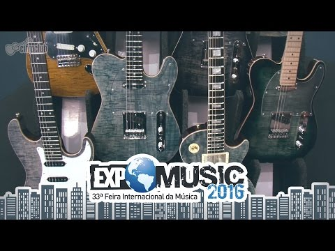Guitarras SGT | Expomusic 2016