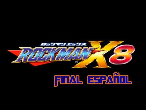 Rockman X8 [Final Español]