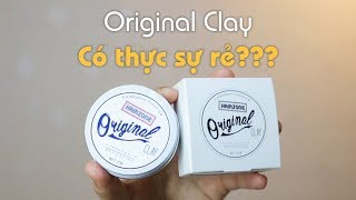 Review Original Clay by Hairzone
