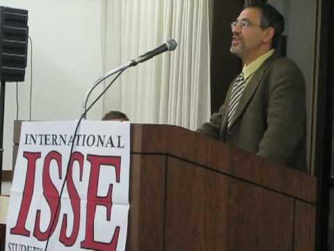 Jerry White Speaks at University of Illinois-Chicago