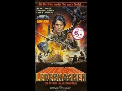 Download Die Ledernacken ( Action / Krieg ganzer Film VHS Rip uncut 1987 )