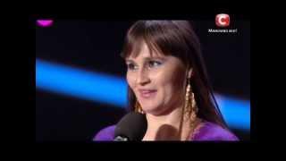 Танцуют все 6 сезон - Оксана Самойлова . Кастинг Харьков