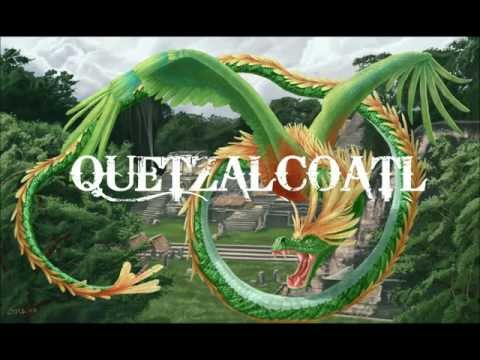 Aztec God -- Quetzalcoatl