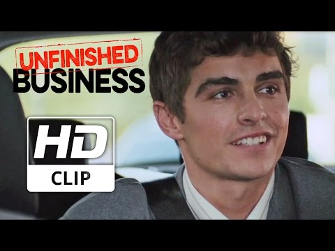 Unfinished Business   German GPS Clip HD   2015