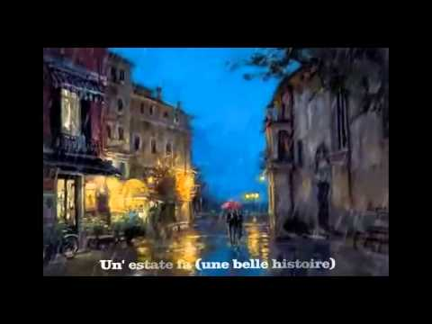 Homo Sapiens - Un' estate fa (une belle histoire)
