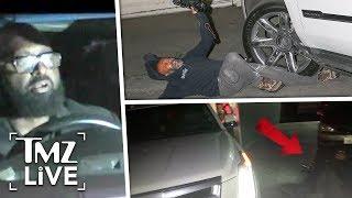 J-Lo & A-Rod: Driver Hits A Man! | TMZ Live