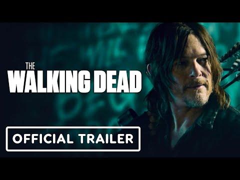 The Walking Dead Season 11 - Official Teaser Trailer (2021) Norman Reedus, Lauren Cohan
