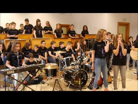 HALLELUJAH - (ALELUJAH) - LEONARD COHEN - ESTANY'S BAND - IES ALMENARA