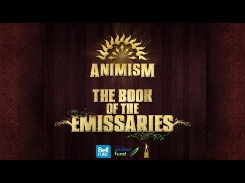 Animism: The Book of Emissaries Gameplay   HD 720p