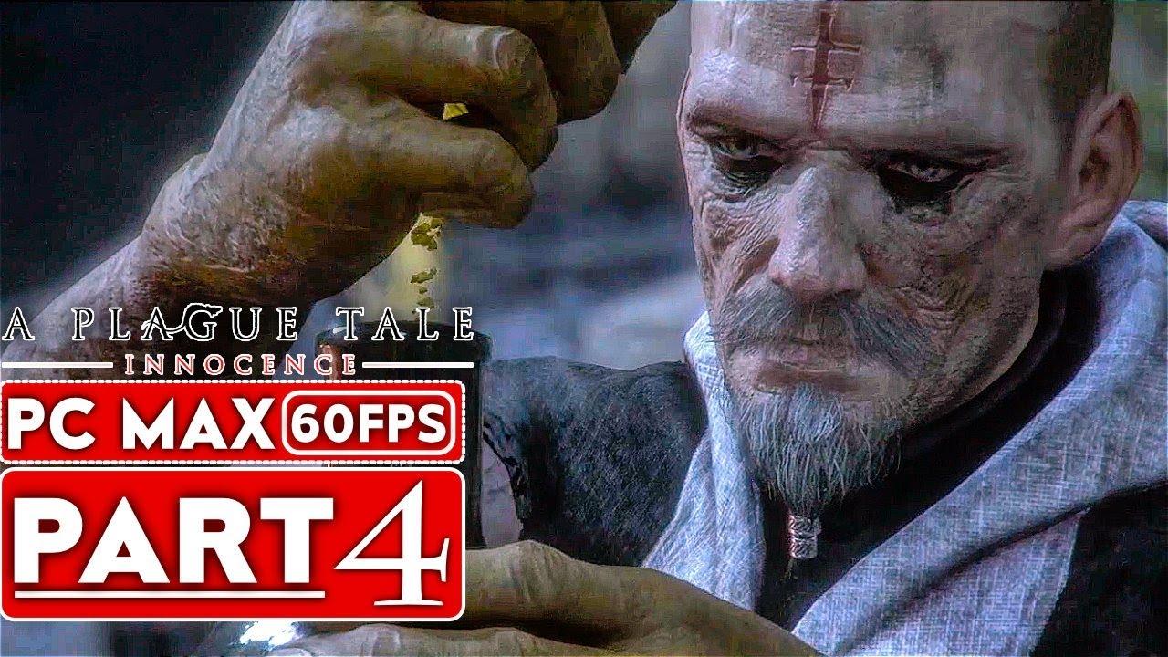A PLAGUE TALE INNOCENCE Lösungsweg für das Gameplay Teil 4 [1080p HD 60FPS PC] - Kein Kommentar + video