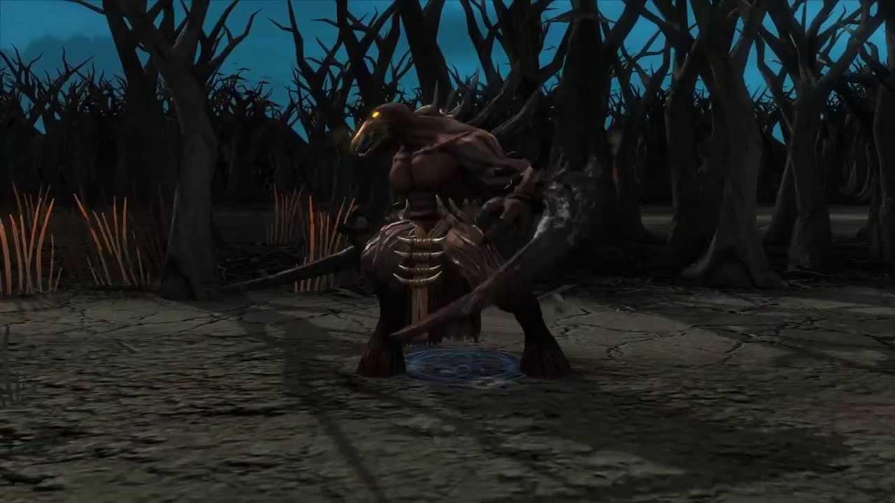 Ultimate Nightmare Predator - YouTube