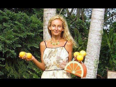 Осторожно, фрукты! Анн Осборн, фруктоед 27 лет.