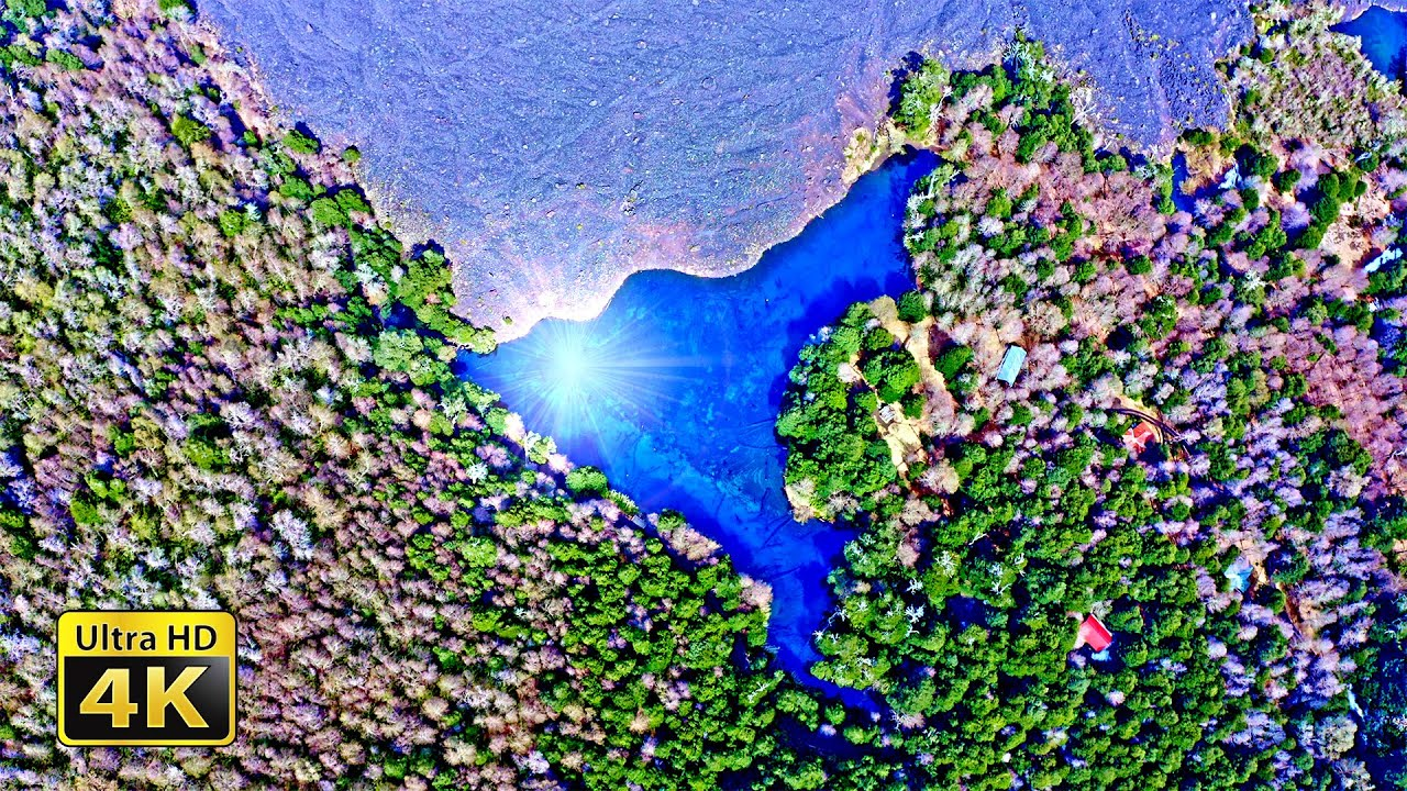 4K Chile, Natural Wonders 4K Video Ultra HD