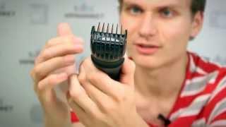 машинка для стрижки волос Panasonic ER-217 обзор