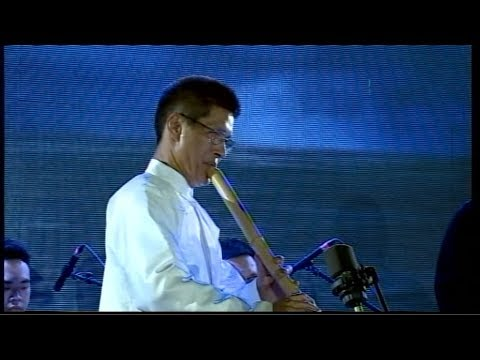 """Live Concert, Zhang Wei-liang And """"bamboo Flute Orchestra"""" /良宵 张维良 箫演奏"""