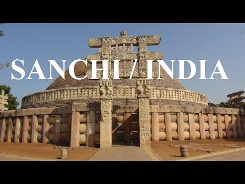 India-Sanchi (Buddhist/Great Stupa)  Part 32  (HD)