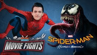 Spider-Man: Homecoming! Story Pitches - MOVIE FIGHTS