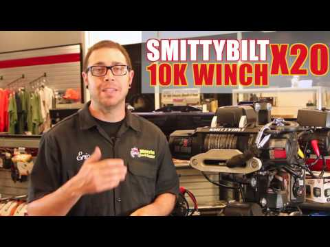Smittybilt X20 Comp Winch (Video) | Morris 4x4 Center