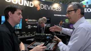 Sound Devices @ IBC 2015 - KitPlus