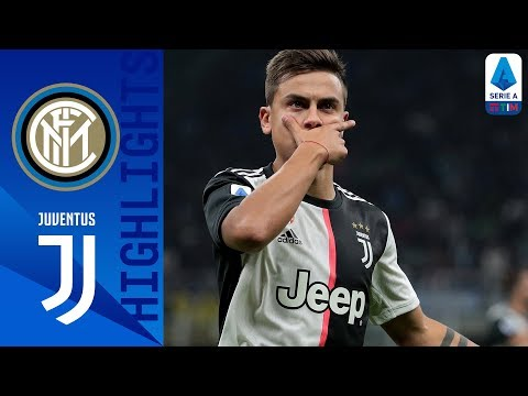 Inter 1-2 Juventus | Juve Back On Top As Dybala & Higuaín St