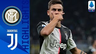 Inter 1 2 Juventus Juve Back On Top As Dybala Higuaín Strike Serie A