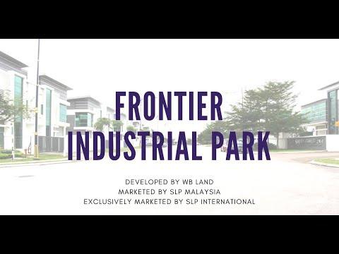 Frontier Industrial Park X SLP Malaysia