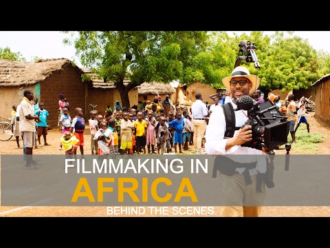 Filmmaking in Ghana Africa with the 1DXMKII
