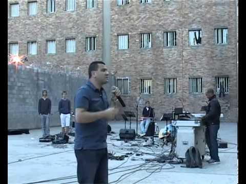 Predicazione in carcere - TONY ANTHONY