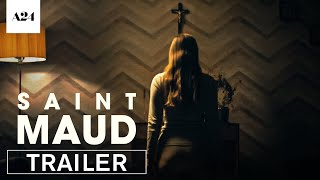 Saint Maud | Official Trailer HD | A24