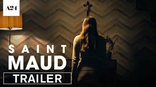 Rose Glass in Saint Maud English Movie Trailer 2020