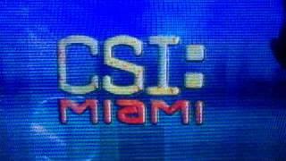 CSI:Miami Season 3 Intro With Speedle thumbnail