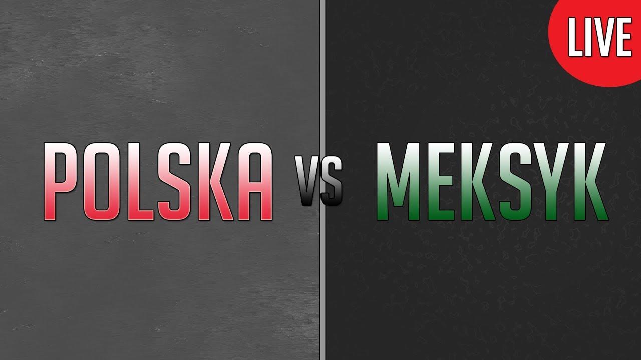 Polska vs Meksyk